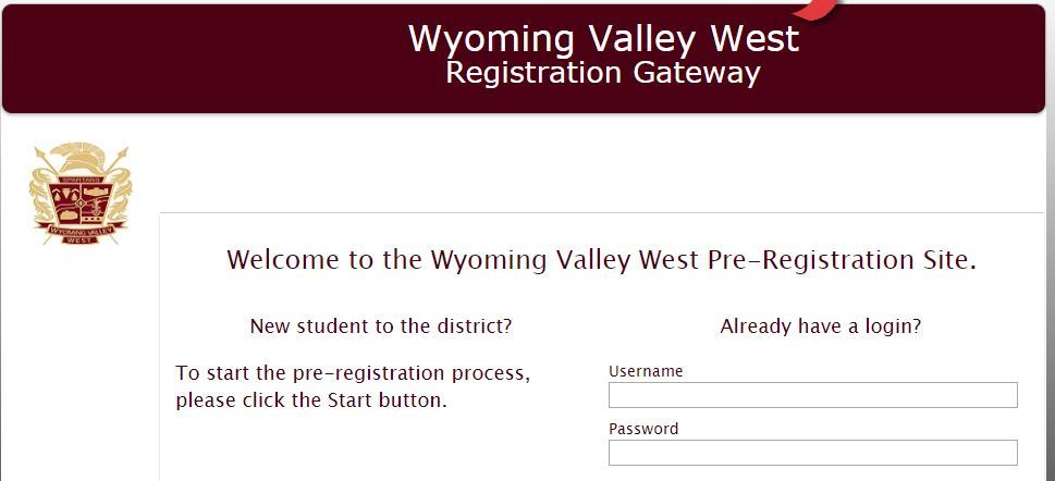 Wyoming Valley West School District / Homepage