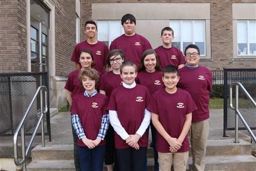 Congratulations to our WVW Middle School Mathcounts Team.