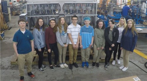 Wyoming Valley West students produce award-winning video!
