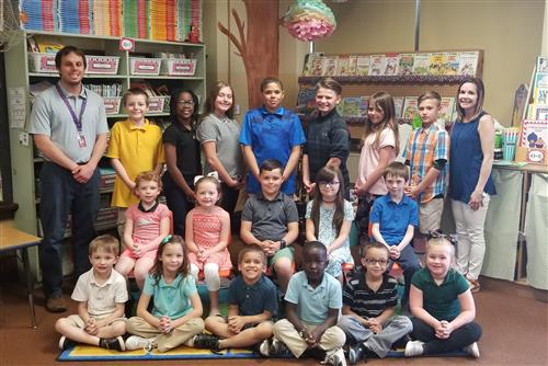 Schuyler Avenue Students Shine March and April