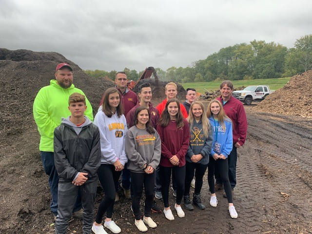 Students Participate in Storm Water Project
