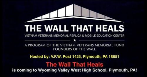 The Wall That Heals Planned for September